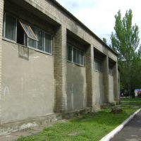 10-я школа -спортзал, Димитров
