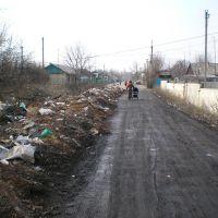Время собирать камни и мусор..., Доброполье
