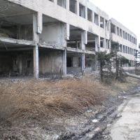 Административный корпус трубного завода..., Доброполье
