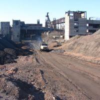Обагатительная фабрика, Доброполье