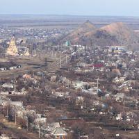 посёлок ш.Алмазная, Доброполье