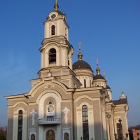 Donetsk - Transfiguration Cathedral, Донецк