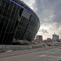 Donbass Arena, Донецк