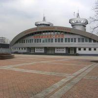 Lokomotiv Stadium (Donetsk), Донецк
