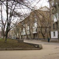 Universitetska street, Донецк