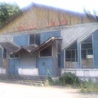 Здание в заброшенном парке в центре г. Макеевка, Донецкая