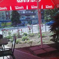 Автостанция Универмаг 16.07.2011, Донецкая
