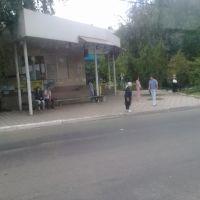 просп. Ленина, ост. 92-квартирный 05.08.2011, Донецкая