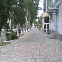 ул. Шевченко 24.08.2011, Донецкая