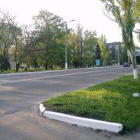 ул.Островского, Донецкая