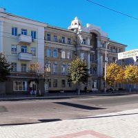 По проспекту Ленина, Донецкая