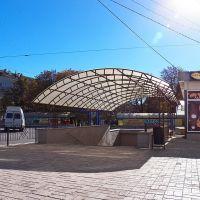 Подземный переход в центре Макеевки, Донецкая