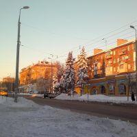 просп. Ленина 16.12.2012, Донецкая