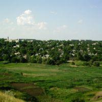 Вид с дамбы, Донское