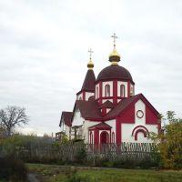 Храм Святителя Николая, епископа Мир Ликийских, Дробышево