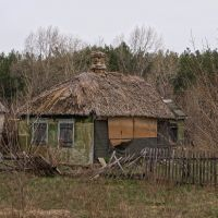 Старая хата, Дробышево