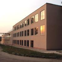Завод газовой аппаратуры (вид со стороны ПТУ), Дружковка