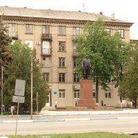 Памятник Ленину, Дружковка