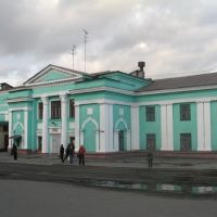 """Старый ДК """"Металлург"""", Енакиево"""