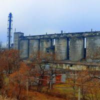 Башни цемзавода, Енакиево