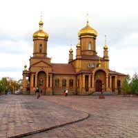 Храм, Енакиево