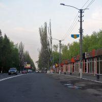 Ул.Петровского, Жданов