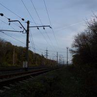 railway, Жданов