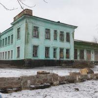 School, Жданов