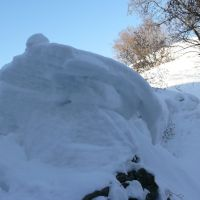 Настоящая Зима 2009г, Зугрэс