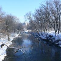 река Крынка, Зугрэс