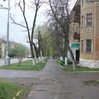 ул. Маяковского, Зугрэс