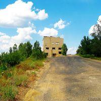 Развалины щебзавода, Зугрэс