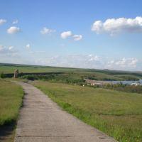 дорога к стэле, Зуевка