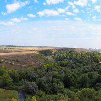 Панорама скалодрома, Зуевка
