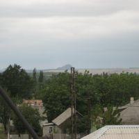 вид с моста, Иловайск