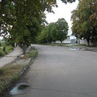 поворот, Иловайск