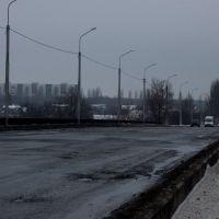 Road on Bridge, Карло-Либкнехтовск