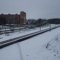 Tram-road & Railroad, Карло-Либкнехтовск