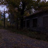 abandoned, Карло-Либкнехтовск