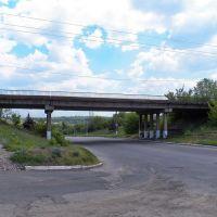 Технологический мост на Веровке, Карло-Марксово