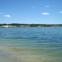 Озеро вид 2, Кировск