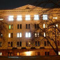 Дворец с тыла, Краматорск
