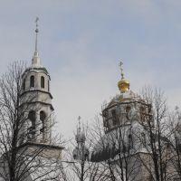 Купола церкви, Краматорск