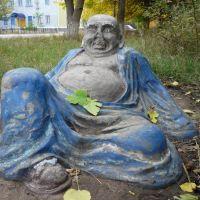 памятник ))), Краматорск