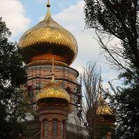 Свято-Михайловский Храм, Красноармейск