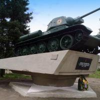 Т-34., Красный Лиман