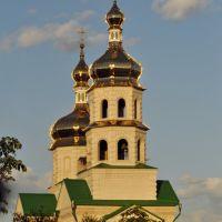 Свято-Лаврентьевский храм / St.Lawrence church, Красный Лиман