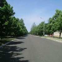 ул.Кирова, Красный Лиман