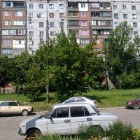 """Солнечный """"китайская стена"""" 03.07.2011, Макеевка"""