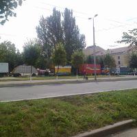просп. Ленина 24.08.2011, Макеевка